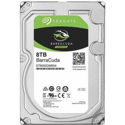 Жесткий диск ПК Seagate ST8000DM004 8Tb (ST8000DM004) жесткий диск пк western digital wd40ezrz 4tb wd40ezrz