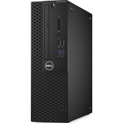 Настольный ПК Dell Optiplex 3050 (3050-6348) (3050-6348) пк iru corp 510 mt i5 6500 8gb 1tb 7 2k hdg530 dvdrw w10pro64dwnw7pro64 kb m черный [489395]