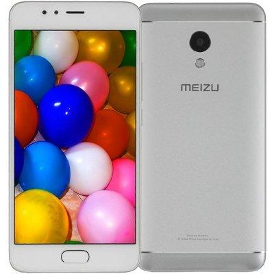 Смартфон Meizu M5s 16GB серебристый (MEIZU M5s 16GB Silver), арт: 276670 -  Смартфоны Meizu