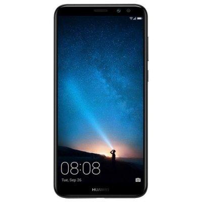 Смартфон Huawei NOVA 2i 64Gb графит (Huawei NOVA2i 64Gb графит) чехол для сотового телефона huawei multi color pu case для huawei nova 2i black