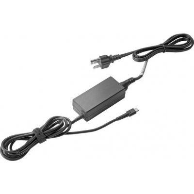 Адаптер питания для ноутбука HP 45W USB-C Power Adapter G2 (HP Elite x2 1012 G2/Pro x2 612 G2) / 1HE07AA (1HE07AA), арт: 276702 -  Адаптеры питания для ноутбуков HP