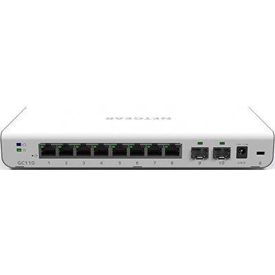 Коммутатор Netgear GC110-100PES (GC110-100PES) коммутатор netgear fs305 fs305 100pes