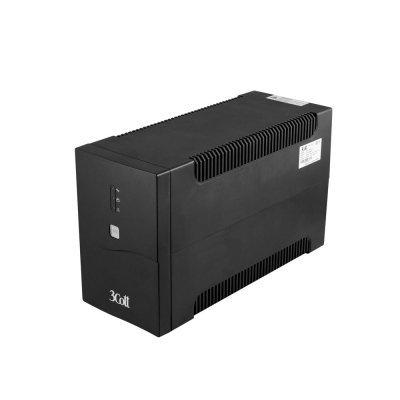 Источник бесперебойного питания 3Cott -1500-OFC Office Line 1500VA/900W (3Cott-1500-OFC) цена и фото