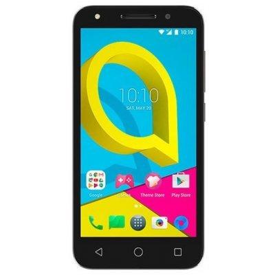 Смартфон Alcatel U5 HD (5047D) черный (5047D-2AALRU1) смартфон alcatel pop 4 6 7070 графит 7070x 2aalru1
