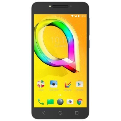 Смартфон Alcatel A5 LED (5085D) Metallic Black (5085D-2CALRU1), арт: 276858 -  Смартфоны Alcatel