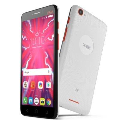 Смартфон Alcatel Pixi Power 5023F белый (5023F-2BALRU2) смартфон alcatel pixi 4 power plus pure white 5023f
