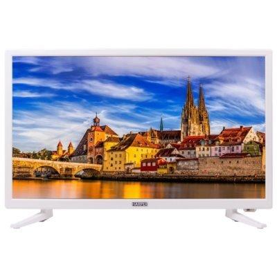 ЖК телевизор HARPER 24 24R471T Белый (24R471T) телевизор led 24 harper 24r471t белый hd ready hdmi usb vga white 16 9 1366x768 50000 1 210 кд м2 vga hdmi dvb t t2