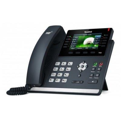 VoIP-телефон Yealink SIP-T46S 16 SIP-аккаунтов (SIP-T46S)