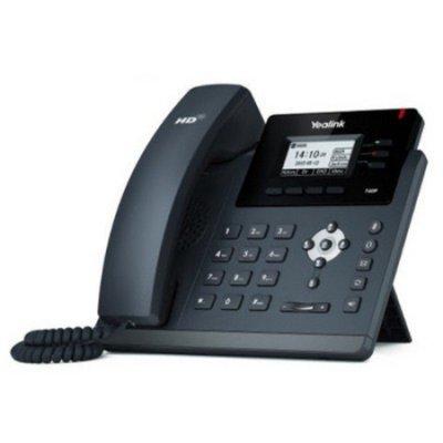 VoIP-телефон Yealink SIP-T40G SIP-телефон, 3 линии (SIP-T40G), арт: 276911 -  VoIP-телефоны Yealink