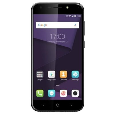 Смартфон ZTE Blade A6 черный (BLADEA6BLACK) смартфон zte нубия z5s