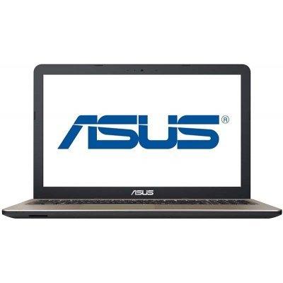 Ноутбук ASUS VivoBook X540YA-XO534T (90NB0CN1-M09280) (90NB0CN1-M09280) ноутбук asus vivobook x540sa pentium n3700 1 6ghz 15 6 2gb 500gb hd graphics dos black 90nb0b31 m05100
