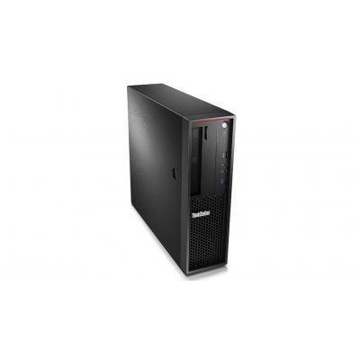 Настольный ПК Lenovo ThinkStation P320 (30BJS0BB00) (30BJS0BB00) рабочая станция lenovo thinkstation p310 30at004rru 30at004rru