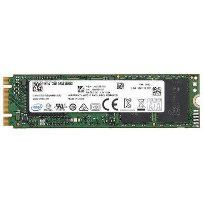 Накопитель SSD Intel SSDSCKKW128G8X1 128Gb (SSDSCKKW128G8X1) usb flash накопитель 128gb kingston hyperx hxs3 128gb usb3 1 черный