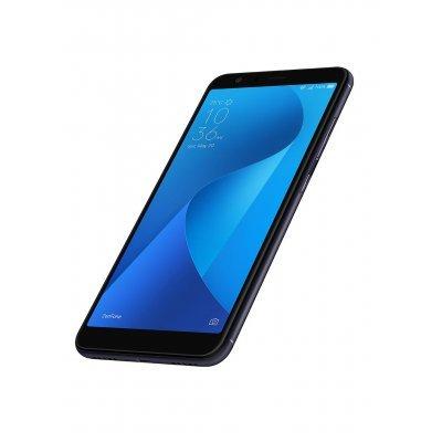 Смартфон ASUS ZenFone Max Plus (M1) 4/64Gb черный (90AX0181-M00870) asus zenfone zoom zx551ml 128gb 2016 black
