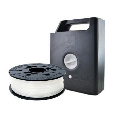 Пластик PLA XYZ da Vinci, белый (RFPLAXEU06D) (RFPLAXEU06D) xyz gs5ga5ga3 mg3mg6mg5