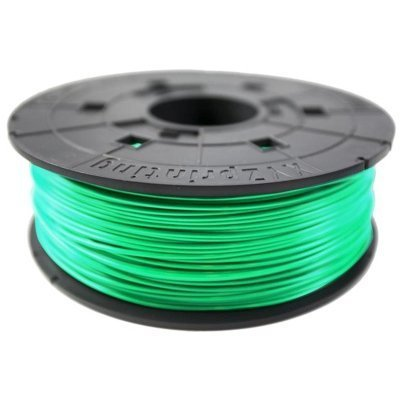 Пластик PLA XYZ da Vinci, зелёный (RFPLBXEU04A) (RFPLBXEU04A) ковер merinos da vinci 150x230 см 5245 cream овал