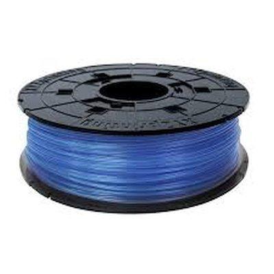 Пластик PLA XYZ da Vinci, синий (RFPLBXEU05J) (RFPLBXEU05J) xyz gs5ga5ga3 mg3mg6mg5
