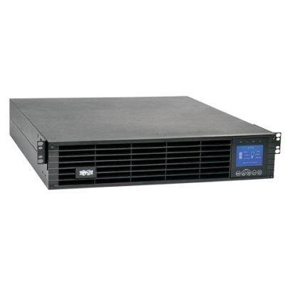 Источник бесперебойного питания Tripp Lite SmartOnline SUINT1000LCD2U (SUINT1000LCD2U) кабель питания tripp lite p036 006 p036 006