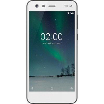 Смартфон Nokia 2 Белый (11E1MW01A03) nokia c5 03
