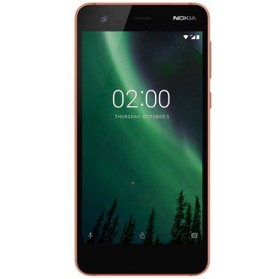 Смартфон Nokia 2 DS TA-1029 COPPER (Медный) (11E1MM01A03) drop 1 e72 nokia e72