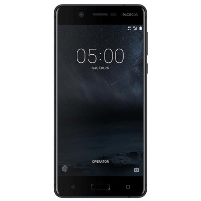Смартфон Nokia 5 Dual Sim TA-1053 16Gb Cooper (Медный) (11ND1M01A11) смартфон nokia 8 dual sim polished blue
