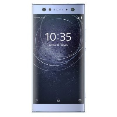 Смартфон Sony Xperia XA2 Ultra Dual 32Gb синий (1312-7476) защищенные смартфоны sony xperia x perfomance rose gold android 6 0 marshmallow msm8996 2150mhz 5 0 1920x1080 3072mb 32gb 4g lte [f8131rose gold]