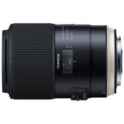 Объектив для фотоаппарата Tamron SP 90мм F/2.8 Di Macro 1:1 USD для Sony (F017S), арт: 277306 -  Объективы для фотоаппарата Tamron