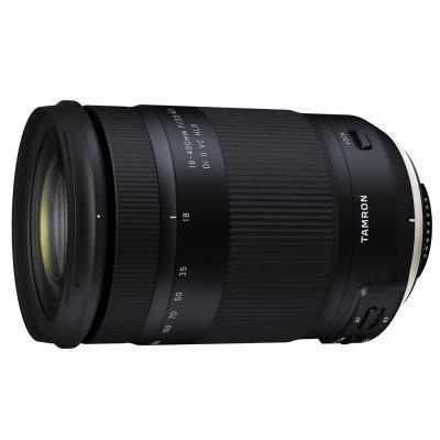 Объектив для фотоаппарата Tamron 18-400mm F/3.5-6.3 Di II VC HLD для Nikon (B028N), арт: 277308 -  Объективы для фотоаппарата Tamron