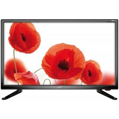 ЖК телевизор Telefunken 24 TF-LED24S37T2 (TF-LED24S37T2(ЧЕРНЫЙ)) led телевизор erisson 40les76t2