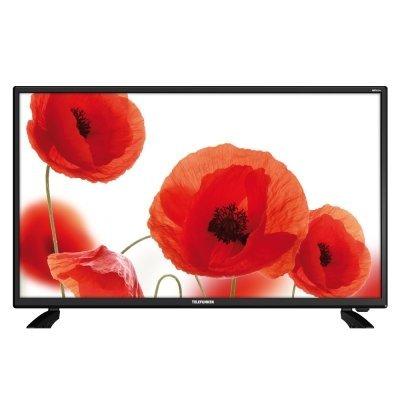 ЖК телевизор Telefunken 27.5 TF-LED28S58T2 (TF-LED28S58T2(ЧЕРНЫЙ)) led телевизор erisson 40les76t2