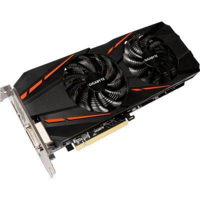 Видеокарта ПК Gigabyte GeForce GTX 1060 (GV-N1060G1 GAMING-6GD V2) (GV-N1060G1 GAMING-6GD V2) видеокарта 6144mb msi geforce gtx 1060 gaming x 6g pci e 192bit gddr5 dvi hdmi dp hdcp retail