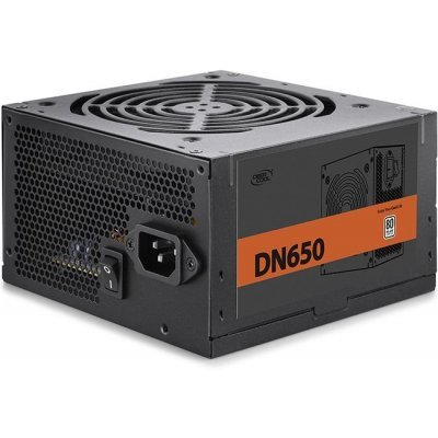 Блок питания ПК DeepCool Nova DN650 650W (DN650) deepcool