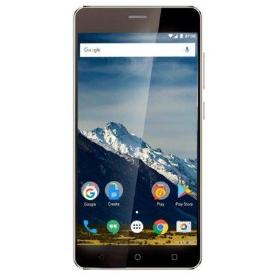 Смартфон Ginzzu S5021 черный (S5021B) смартфон ginzzu rs71d черный r71db