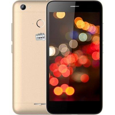 Смартфон Micromax Q465 золотистый (Q465 Gold)