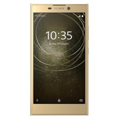 Смартфон Sony Xperia L2 H4311 3/32Gb Gold (Золотой) (H4311G) защищенные смартфоны sony xperia x perfomance rose gold android 6 0 marshmallow msm8996 2150mhz 5 0 1920x1080 3072mb 32gb 4g lte [f8131rose gold]