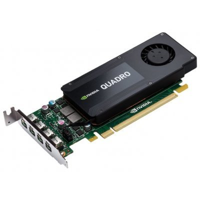 цена на Профессиональный видеоускоритель PNY Technologies NVIDIA Quadro K1200 (VCQK1200DPBLK-1) (VCQK1200DPBLK-1)