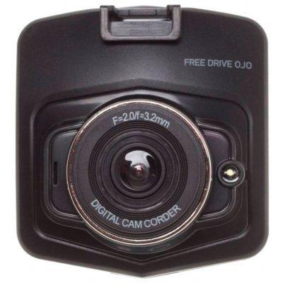 Видеорегистратор Digma FreeDrive OJO черный (FREEDRIVE OJO) видеорегистраторы автомобильные digma видеорегистратор freedrive 105