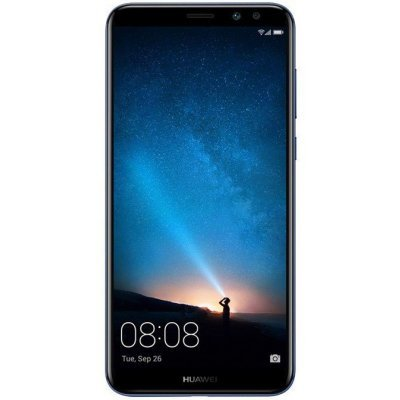 Смартфон Huawei NOVA 2I LTE RNE-L21 4/64Гб голубой (51091YGA) смартфон huawei nova розовое золото