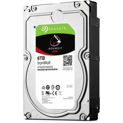 Жесткий диск серверный Seagate ST6000VN0033 6TB (ST6000VN0033)