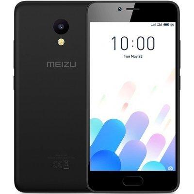 Смартфон Meizu M5C M710H 2/32GB Black (Черный) (M710H-32-B) мобильный телефон lg g flex 2 h959 5 5 13 32 gb 2 gb gps wcdma wifi