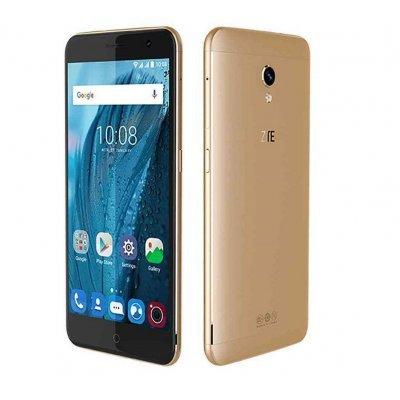 Смартфон ZTE BLADE A520 GOLD (Золотой) (BLADEA520GOLD) смартфон zte нубия z5s