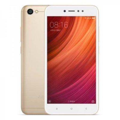 все цены на Смартфон Xiaomi REDMI 5A 16GB GOLD Золотистый (REDMI5AGD16GB) онлайн