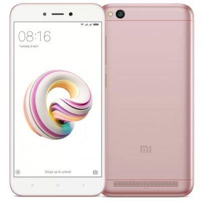 все цены на Смартфон Xiaomi REDMI 5A 16GB ROSE GOLD (Розовое золото) (REDMI5ARG16GB) онлайн