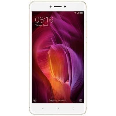 Смартфон Xiaomi REDMI NOTE 4 64GB GOLD (Золотой) (REDMINOTE4GD464GB) телефон xiaomi mi5s plus 64gb золотой
