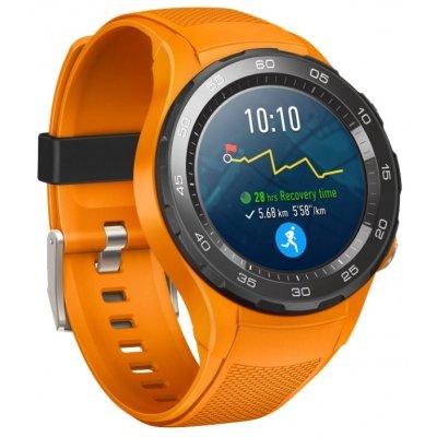 Умные часы Huawei SPORT 2 LTE LEO-DLXX ORANGE (Оранжевый) (LEO-DLXX) leo sport munich