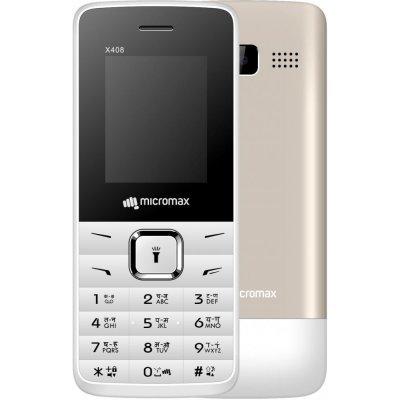 Мобильный телефон Micromax X408 32Gb Белый (X408 White) мобильный телефон micromax canvas magnus q334 черный