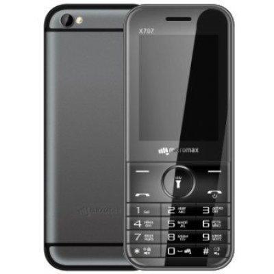 Мобильный телефон Micromax X707 Серый (X707 Grey) мобильный телефон micromax x556 серый x556 grey