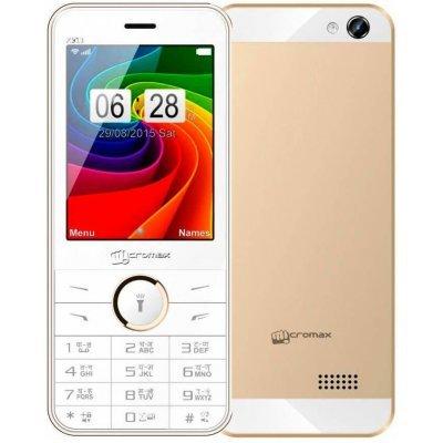 Мобильный телефон Micromax X913 Шампань (X913 Champagne) сотовый телефон micromax q409 champagne