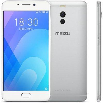 Смартфон Meizu M6 Note 16Gb Silver (Золотой) (M721H-16-S) meizu meizu m3 note 32gb silver