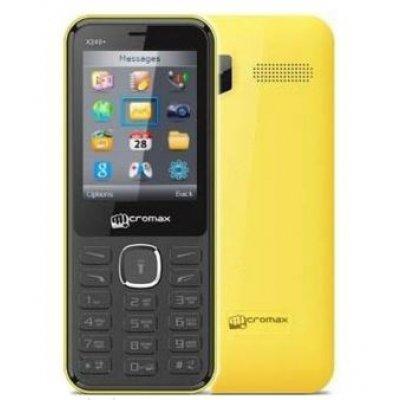 Смартфон Micromax X249+ желтый (X249+ Yellow) смартфон micromax bolt q379 yellow
